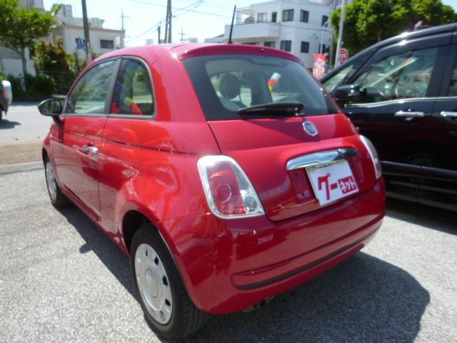 「フィアット」「500(チンクエチェント)」「コンパクトカー」「沖縄県」の中古車2