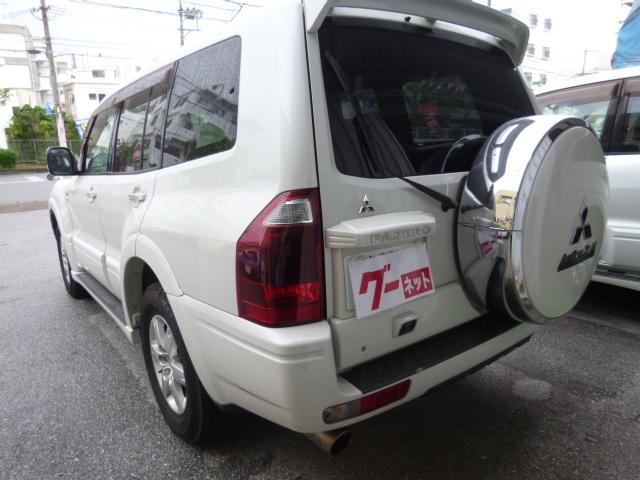 「三菱」「パジェロ」「SUV・クロカン」「沖縄県」の中古車2