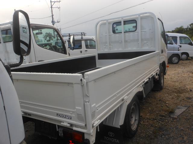 トヨタ ダイナトラック Sシングルジャストロー