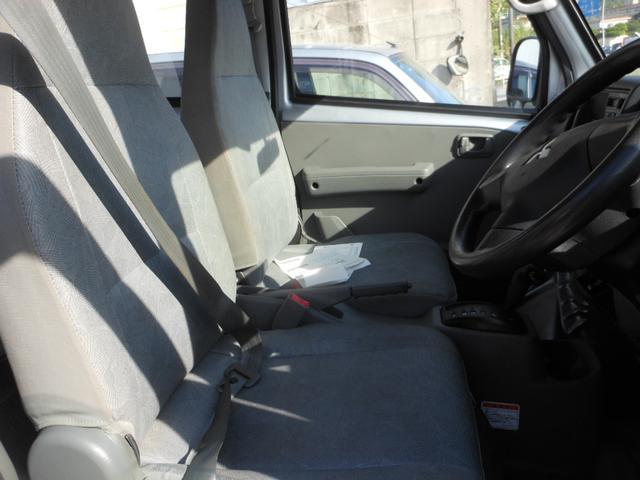 三菱 ミニキャブバン 4WD車