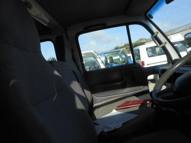 日産 アトラストラック Wキャブロング