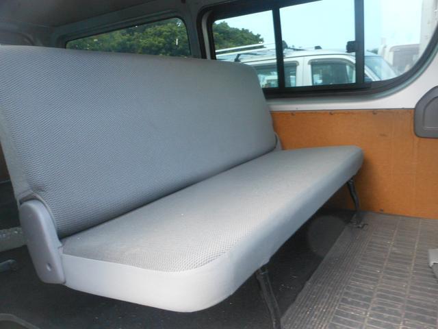 トヨタ ハイエースバン ロングジャストローDX