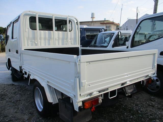 トヨエースWキャブ1150K積載低床