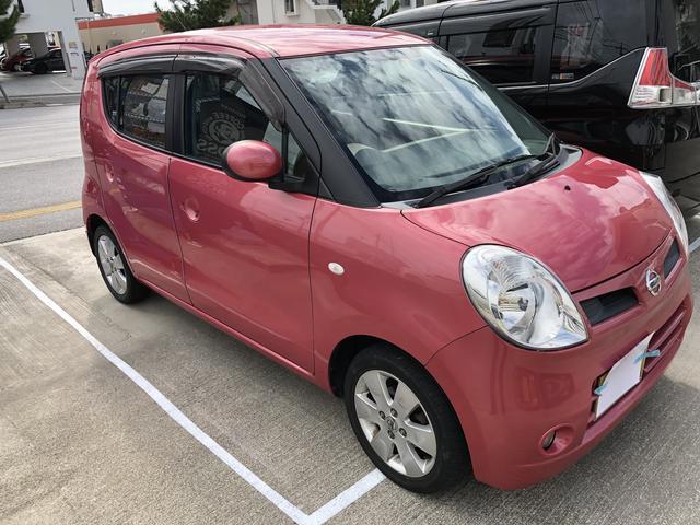 日産 モコ ターボ車
