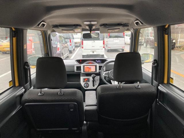 L SA 社外HDDナビ 両側パワースライドドア スマートキー エコアイドルストップ 横滑り防止システム(14枚目)