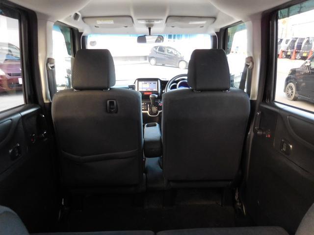 G・Lパッケージ スマートキー プッシュスタート パワースライドドア 社外ナビ ETC車載器(12枚目)