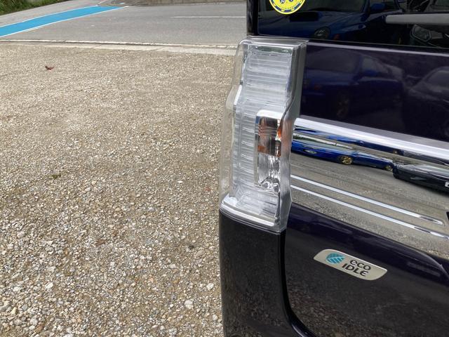カスタムRS スマートセレクションSA 社外フルセグTV Bluetooth対応ナビ 両側パワースライドドア プッシュスタート スマートキー エコアイドルストップ機能搭載 衝突軽減サポート 純正アルミホイール バックカメラ ターボ車(11枚目)