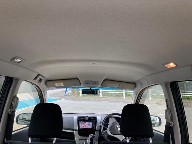 カスタム X SA 社外フルセグTVナビ ETC車載器 プッシュスタート スマートキー アイドリングストップ機能搭載 衝突軽減サポート機能 横滑り防止システム(13枚目)