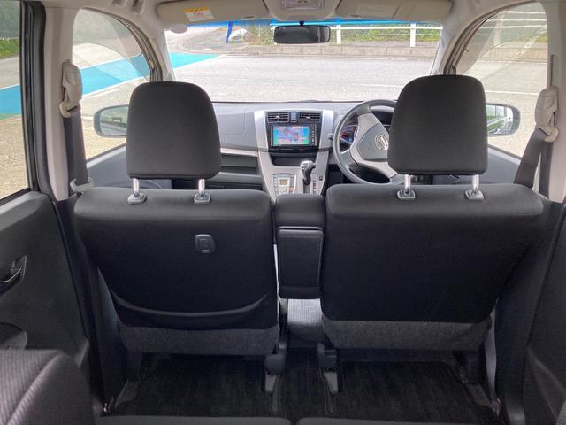 カスタム X SA 社外フルセグTVナビ ETC車載器 プッシュスタート スマートキー アイドリングストップ機能搭載 衝突軽減サポート機能 横滑り防止システム(17枚目)
