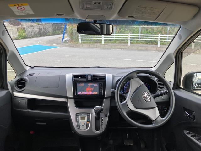 カスタム X SA 社外フルセグTVナビ ETC車載器 プッシュスタート スマートキー アイドリングストップ機能搭載 衝突軽減サポート機能 横滑り防止システム(24枚目)
