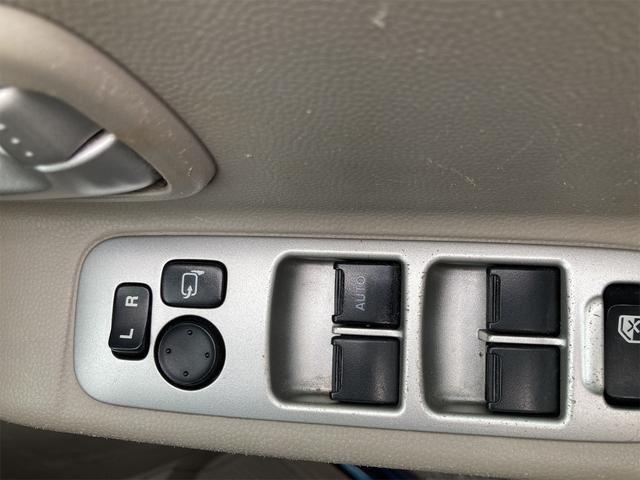 PZターボ ユーザー買取車 フォグランプ 片側パワースライドドア(28枚目)