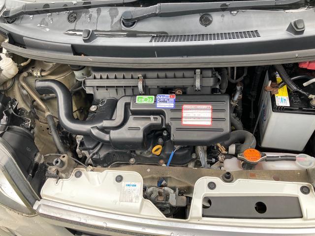 カスタム X SA プッシュスタート LEDヘッドライト フォグランプ リアワイパー アイドリングストップ ブレーキアシスト(34枚目)