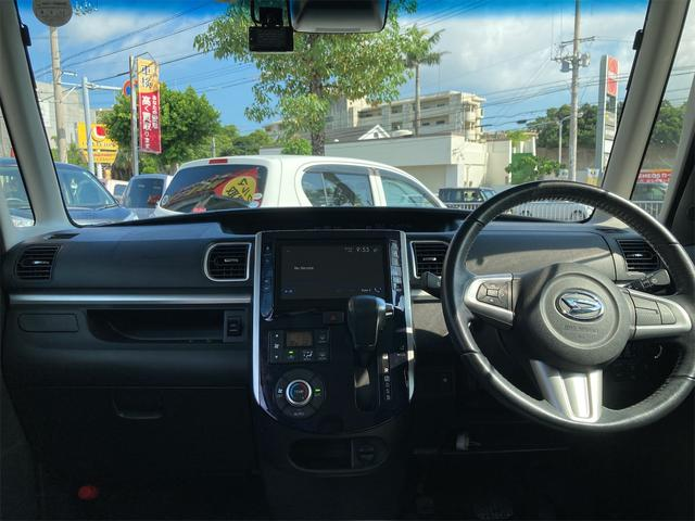 カスタムRS トップエディションSAIII ユーザー買取 女性ワンオーナー バックカメラ 純正フルセグTVナビ Bluetooth対応 スマートキー プッシュスタート 衝突軽減サポート付き 横滑り防止機能 アイドリングストップ機能(35枚目)