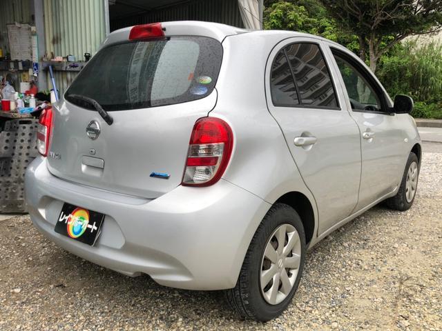 「日産」「マーチ」「コンパクトカー」「沖縄県」の中古車4