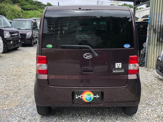 「ダイハツ」「ムーヴコンテ」「コンパクトカー」「沖縄県」の中古車5