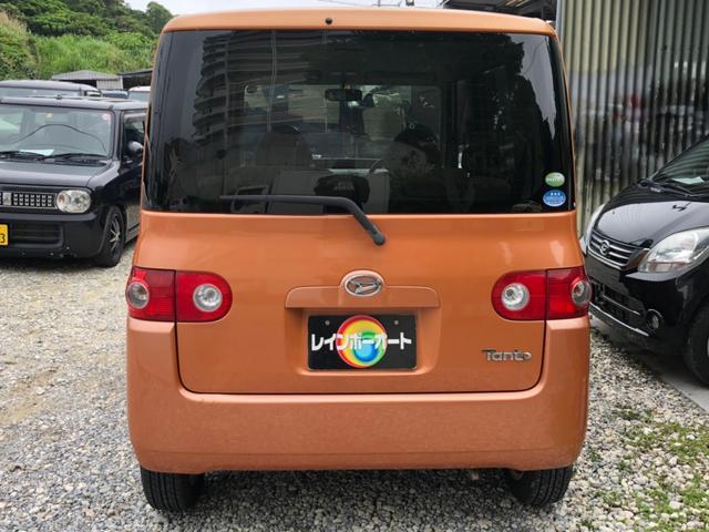 「ダイハツ」「タント」「コンパクトカー」「沖縄県」の中古車5