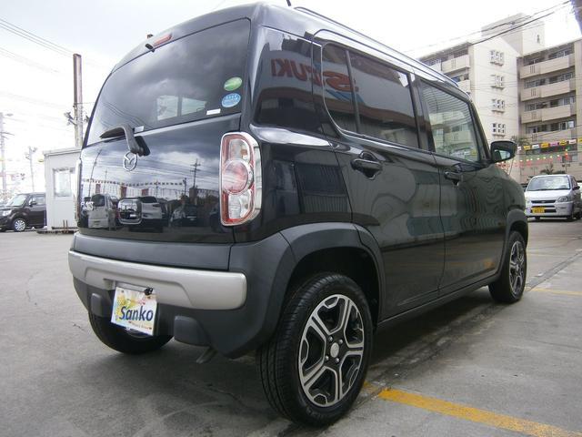 「マツダ」「フレアクロスオーバー」「コンパクトカー」「沖縄県」の中古車6