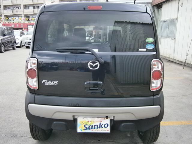 「マツダ」「フレアクロスオーバー」「コンパクトカー」「沖縄県」の中古車8