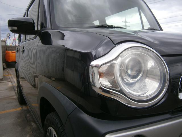 「マツダ」「フレアクロスオーバー」「コンパクトカー」「沖縄県」の中古車12