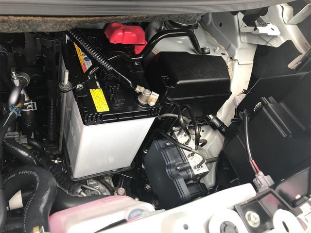 Gメイクアップリミテッド SAIII 社外ナビ スマートアシスト 両側パワースライドドア バックカメラ LEDヘッドライト スマートキー プッシュスタート TV/ナビ(18枚目)