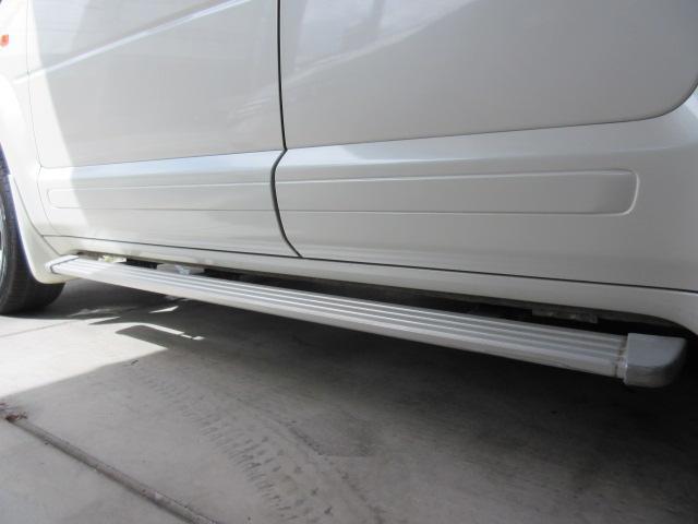 ホンダ クロスロード 20X ランニングボード装着車