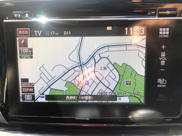 アブソルート ナビ TV DVD Bluetooth バックカメラ ハーフレザーシート 後席モニター付き(38枚目)
