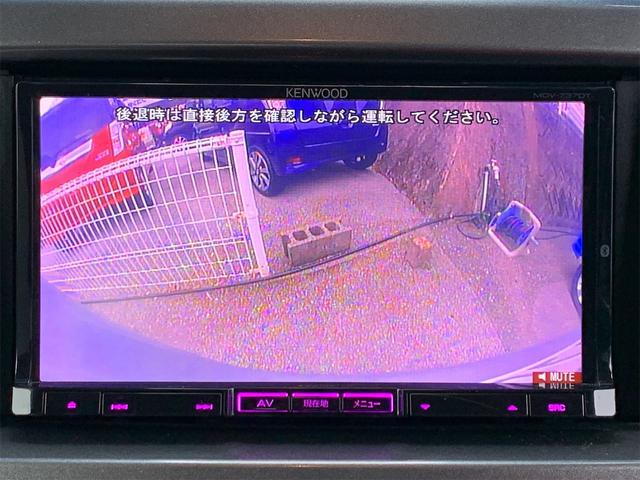 ハイブリッドMX 社外ナビ DVD再生 フルセグTV Buletooth バックカメラ エンジンプッシュスタート 純正15インチアルミホイール 左パワースライドドア オートエアコン アイドリングストップ(8枚目)