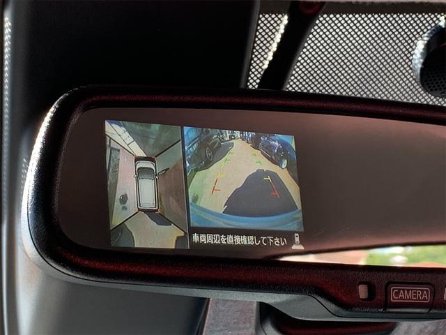 全周囲カメラで縦列駐車もサポート♪