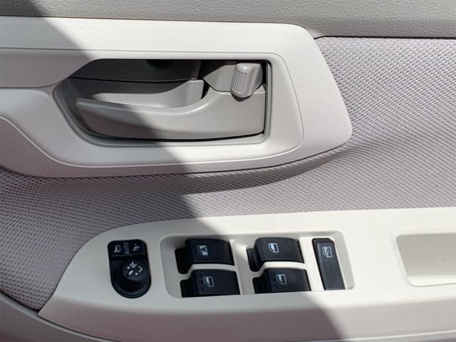 X エンジンプッシュスタート スマートキー アイドリングストップ シートヒーター 電動格納ミラー 純正14インチアルミ オートライト オートエアコン シートリフター ベンチシート(18枚目)
