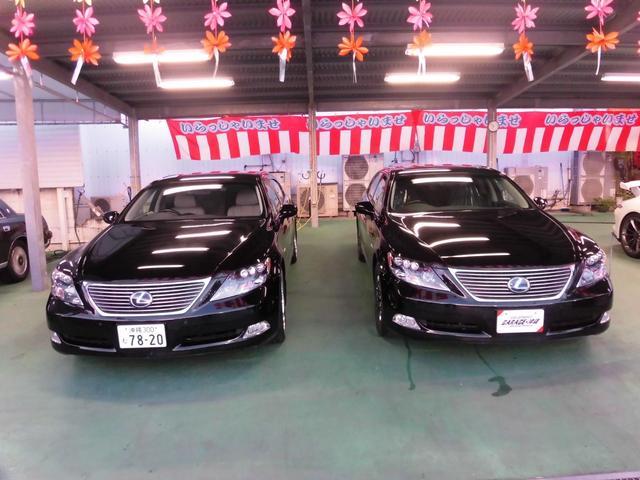 「レクサス」「LS」「セダン」「沖縄県」の中古車20