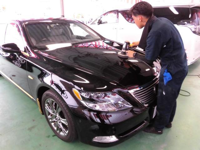 「レクサス」「LS」「セダン」「沖縄県」の中古車40