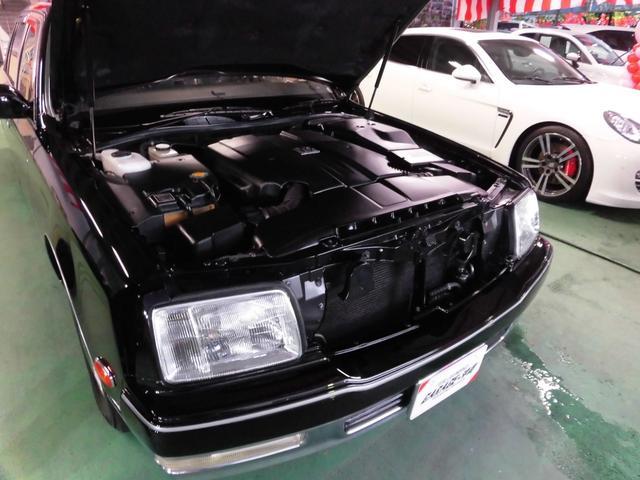 センチュリーV12・EMVツインマルチ・本革フルパワーシートVr