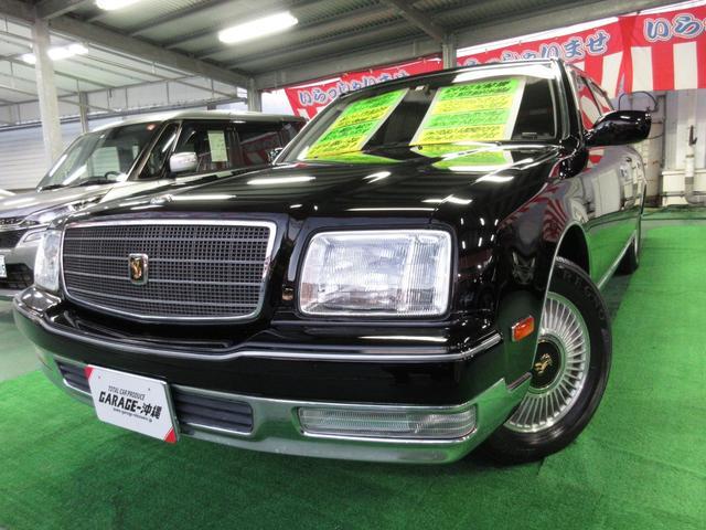 「トヨタ」「センチュリー」「セダン」「沖縄県」の中古車62