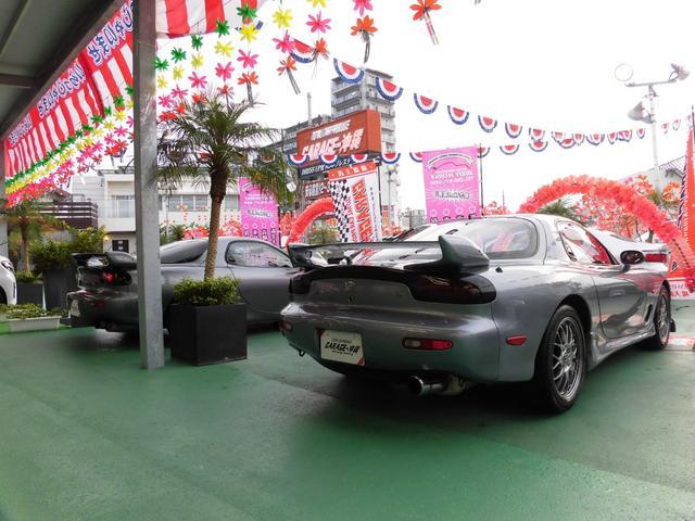 「マツダ」「RX-7」「クーペ」「沖縄県」の中古車61