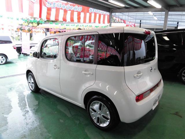 「日産」「キューブ」「ミニバン・ワンボックス」「沖縄県」の中古車52
