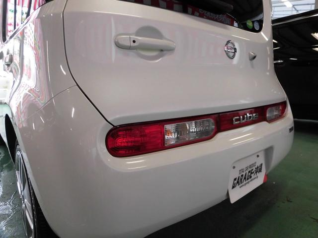 「日産」「キューブ」「ミニバン・ワンボックス」「沖縄県」の中古車54
