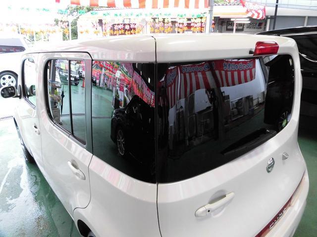 「日産」「キューブ」「ミニバン・ワンボックス」「沖縄県」の中古車55