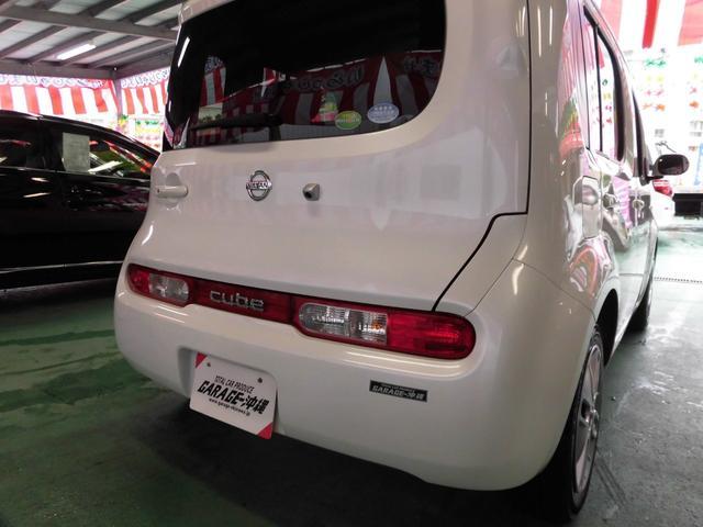 「日産」「キューブ」「ミニバン・ワンボックス」「沖縄県」の中古車62