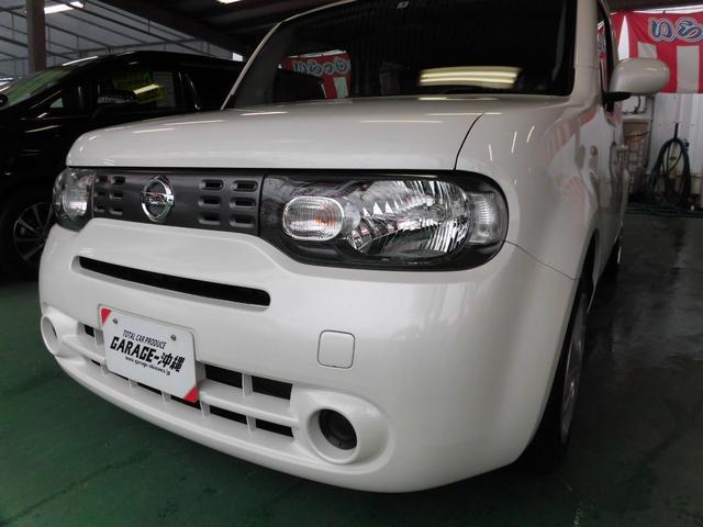 「日産」「キューブ」「ミニバン・ワンボックス」「沖縄県」の中古車66