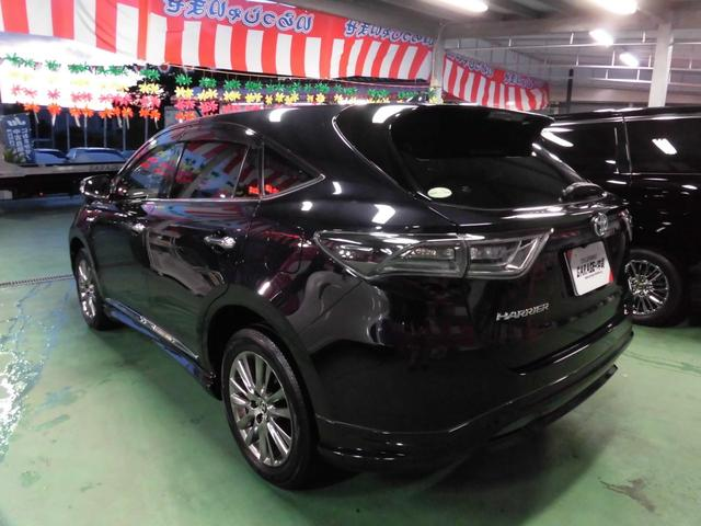 「トヨタ」「ハリアーハイブリッド」「SUV・クロカン」「沖縄県」の中古車71