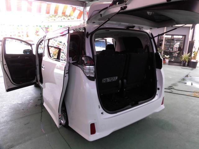 「トヨタ」「ヴェルファイア」「ミニバン・ワンボックス」「沖縄県」の中古車41