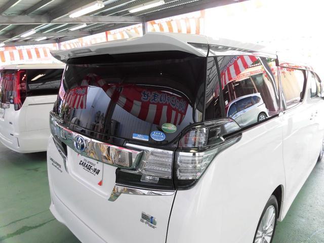 「トヨタ」「ヴェルファイア」「ミニバン・ワンボックス」「沖縄県」の中古車59