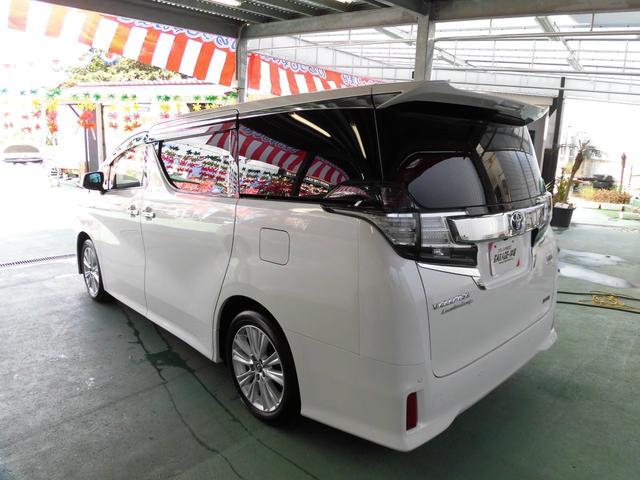 「トヨタ」「ヴェルファイア」「ミニバン・ワンボックス」「沖縄県」の中古車73