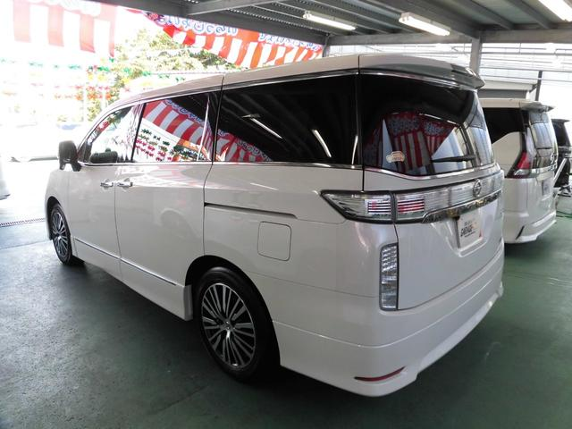 「日産」「エルグランド」「ミニバン・ワンボックス」「沖縄県」の中古車64