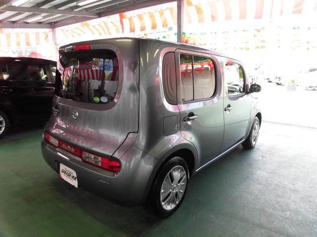 「日産」「キューブ」「ミニバン・ワンボックス」「沖縄県」の中古車40