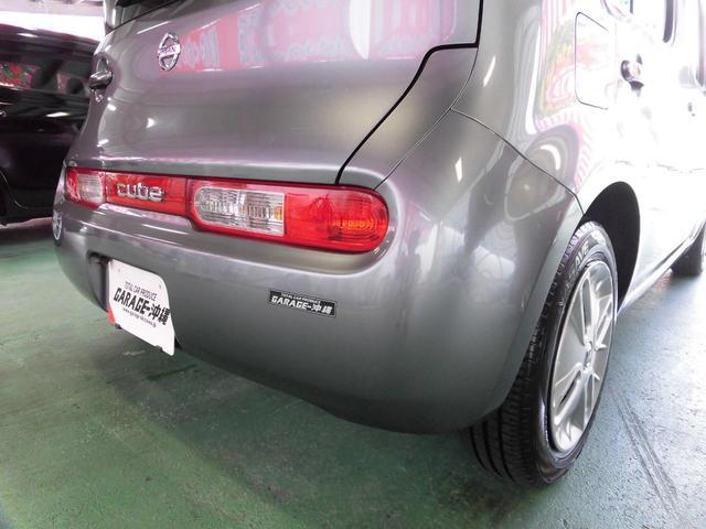 「日産」「キューブ」「ミニバン・ワンボックス」「沖縄県」の中古車42