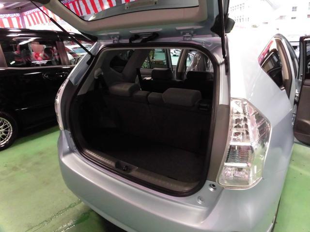 「トヨタ」「プリウスα」「ミニバン・ワンボックス」「沖縄県」の中古車45