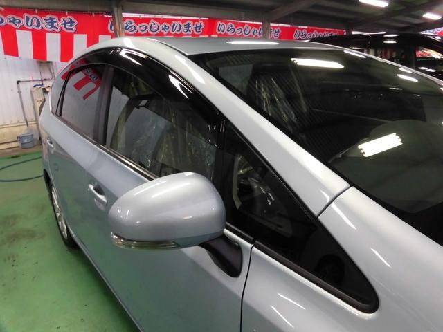 「トヨタ」「プリウスα」「ミニバン・ワンボックス」「沖縄県」の中古車56