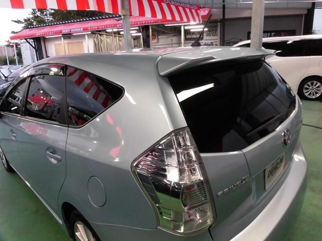 「トヨタ」「プリウスα」「ミニバン・ワンボックス」「沖縄県」の中古車72