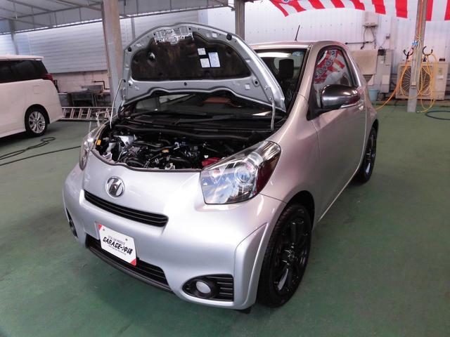 「トヨタ」「iQ」「コンパクトカー」「沖縄県」の中古車10